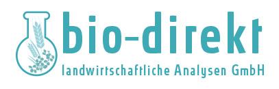 Bio-Direkt landwirtschaftliche Analysen Logo