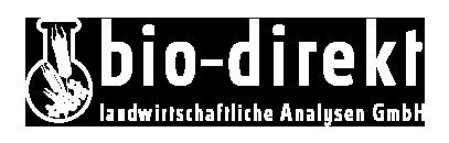 Logo bio direkt - Analysen für Getreide und Ölsaaten